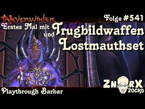 NEVERWINTER #541 Tempel der Spinne mit Trugbildwaffen & Lostmauthset -Barbar- Let's Play PS4 Deutsch
