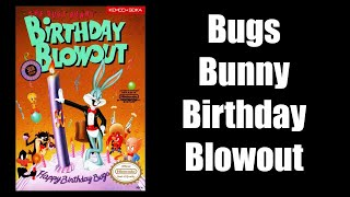 Bugs Bunny Birthday Blowout (NES) Live stream with Mike Matei