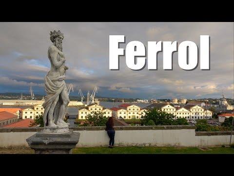 Ferrol City Tour