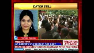 No arrests made so far in the Bangalore child rape case