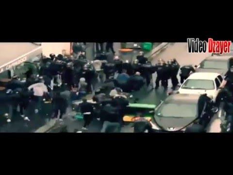 Les Algériens battant Les Juifs dans le cœur de la France ( à Paris )