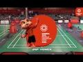 EUG 2018 | Badminton Competition - Group Phase (14/07 Morning)