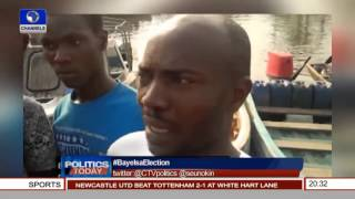 Politics Today: Bayelsa Election Violence Was Orchestrated By APC Members 13/12/15