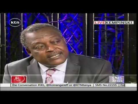 Jeff Koinange live with Cyrus Jirongo:United Democratic party leader part 1. 22nd June 2016