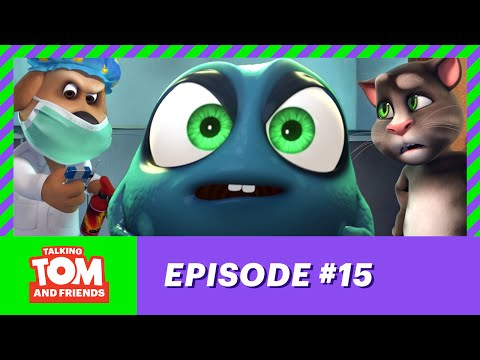 Talking Tom and Friends - The Germinator (Season 1 Episode 15)