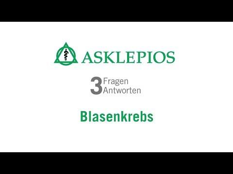 3 Fragen 3 Antworten: Blasenkrebs   Asklepios