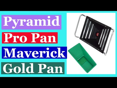 Pyramid Pro Pan/Maverick Finishing Pan Test