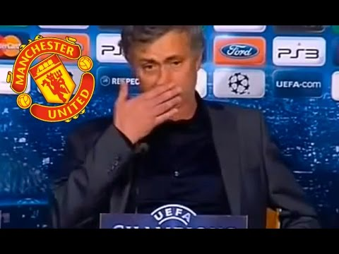 Jose Mourinho Shocking First Manchester United Interview: 'We're a Tinpot Europa League Club!'*