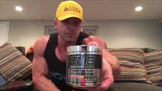 Cellucor CN3 Creatine Nitrate REVIEW with STUDY!!