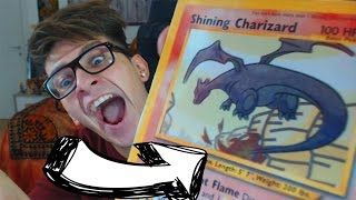 UN FAN MI HA REGALATO SHINING CHARIZARD!!
