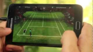 TOP 5 ANDROID GAMES 2012 (PART 3) : SAMSUNG GALAXY NOTE