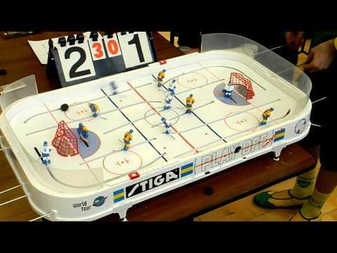 Table Hockey. Moscow Open 13. Dmitrichenko-Spivakovsky. Game 4