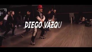 #BDAY - Tank (feat. Chris Brown, Siya, Sage The Gemini) - Choreography by Diego Vazquez