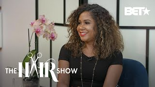 Angela Yee Talks Her Hair Journey & Cultural Appropriation! | The Hair Show