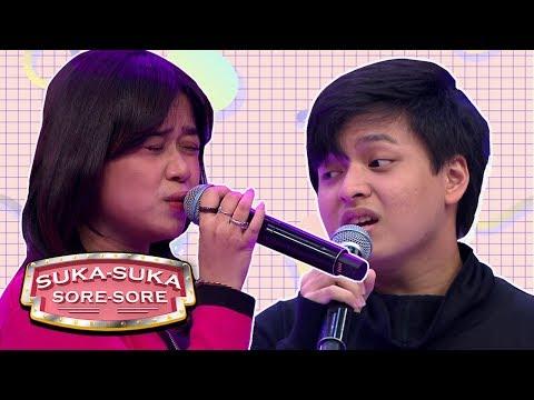 Download Lagu  Kelewat Keren! Brisia Jodie Dan Arsy Widianto Bikin Baper Melanie - Suka Suka Sore Sore 4/3 Mp3 Free