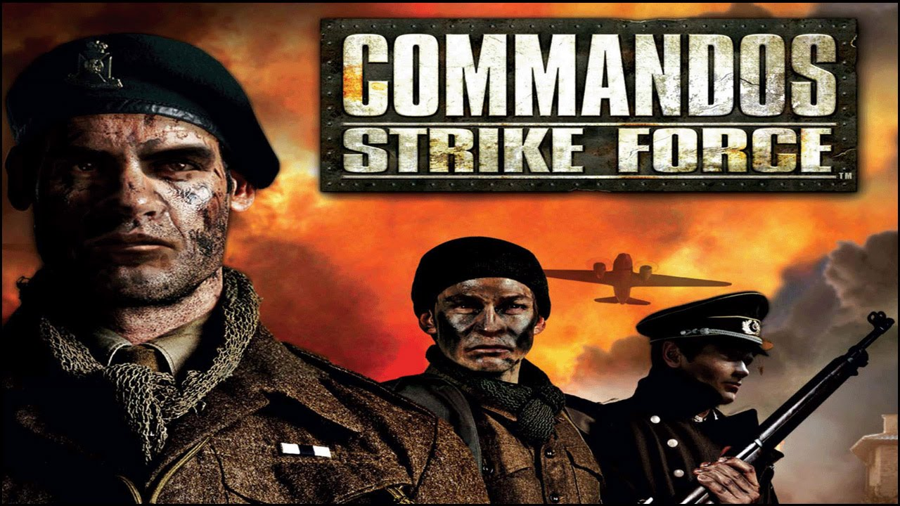 How to Download Commandos