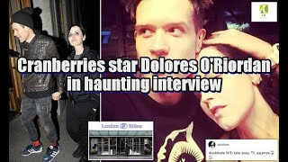Download Lagu Cranberries star Dolores O'Riordan in haunting interview Gratis STAFABAND