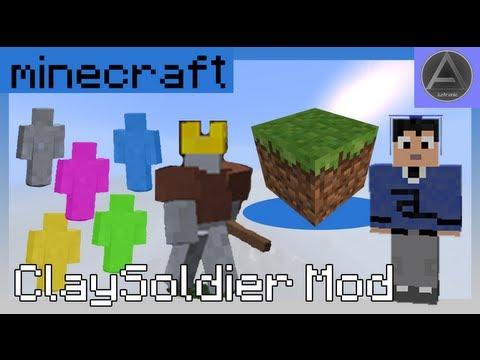 minecraft Clay Soldier ป่วนโลก โอ๊ย