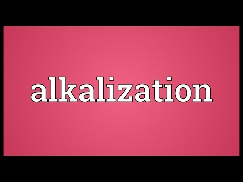 Header of Alkalization