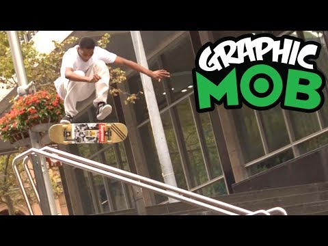 Tyshawn Jones: Graphic MOB x Hardies Hardware