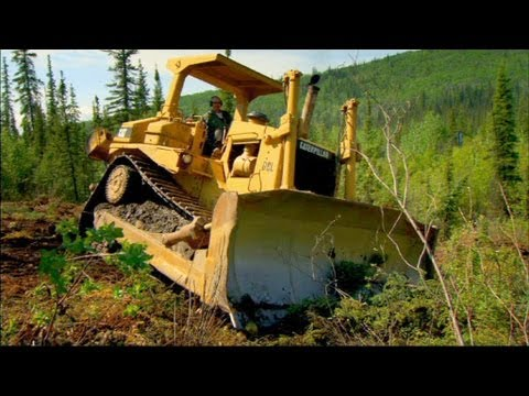 Bulldozer On Ice - Gold Rush 2 - Sneak Peek Ep4