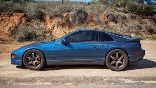 500 WHP Nissan 300ZX Twin Turbo - One Take   TheSmokingTire