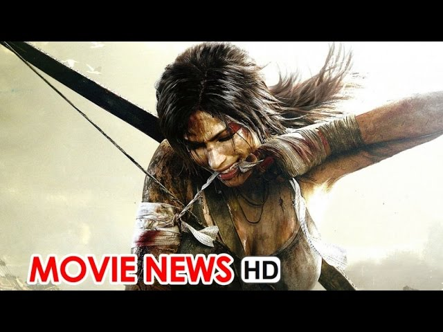 Movie News: 'Tomb Raider' Reboot Wants a Female Director? (2015) HD