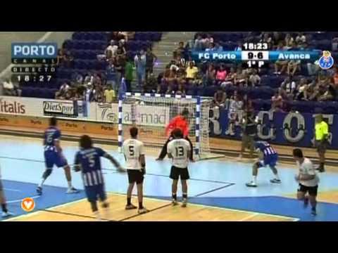 Andebol 1 13/14: FC Porto Vitalis 37-18 Avanca