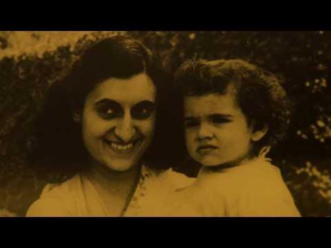 Indira Gandhi's Life Journey