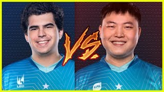 Battle For The Best 1v1 In The World Title - Bwipo VS Uzi -All-Star Day 3 -Best of LoL Streams#723