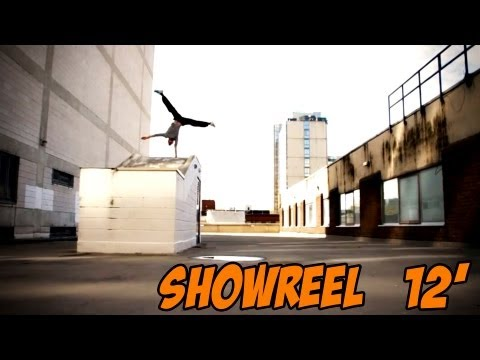 Showreel 12' (Parkour & FreeRunning)