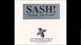 Watch Sash Colour The World video