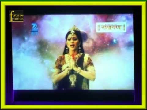 Launch of new TV Serial Ramayan on Zee TV