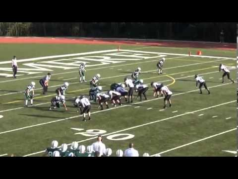Derrick Groomes QB#3 - 2012 QB Highlights (Caravel Academy - Junior Class)