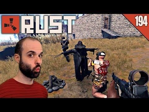 Rust #194 | HOLA RUST, VIEJO AMIGO! | Gameplay Español