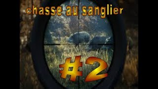 Chasse au Sanglier sur The Hunter CALL OF THE WILD