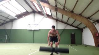 ViPR HIIT training