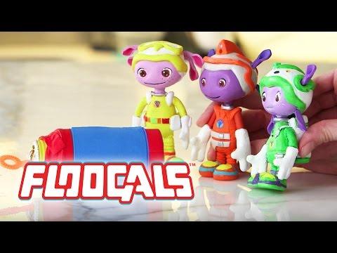 Floogals: Action Figure Theater Bubbles Scene | Universal Kids