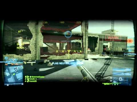 BF3 Dual Commentary | Operation Firestorm Conquest Comeback | Fets25 | Corrupt141