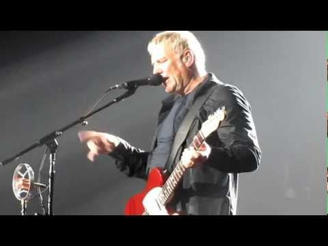 Rush in Manchester 2012: Alex Lifeson's opening night joke