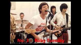 The Rolling Stones - Top 10 Songs