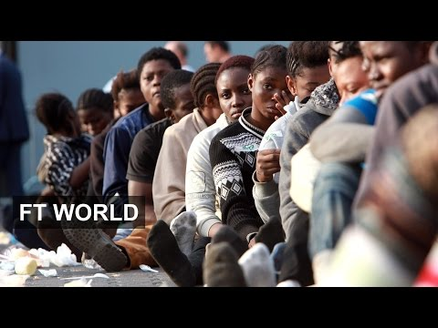 Italy's migrant crisis   FT World
