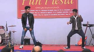 Asif hussain || Mohit puri || duet dance|| vo dekhne me kaisi sidhi sadhi lagti + higher dubstep