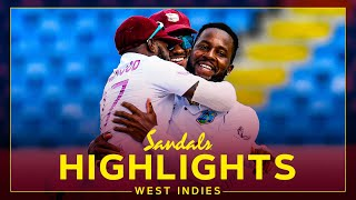Highlights | West Indies vs Sri Lanka | Finely Poised in Antigua! | 1st Sandals Test Day 3 2021