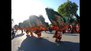 Parade Reyog Obyog - Memperingati Hari Jadi Ponorogo Ke 521 Dan Menyambut Grebeg Suro 2017