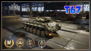 World of Tanks // T67 // Ace Tanker // Top Gun // Xbox One