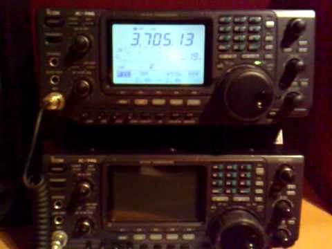 ICOM 746 X 2 :) VS