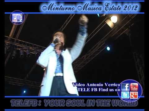MME 25 – LITTLE TONY Riderà – MINTURNO MUSICA ESTATE 2012 – Mammaro (A. Verrico)