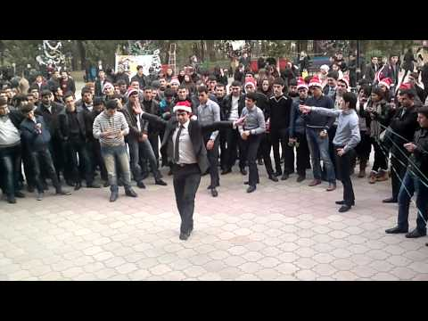 Thumbnail of video Dancing World 7: Super Azeri Dance. BDU Yeni il 2012 (Baku, Azerbaijan)