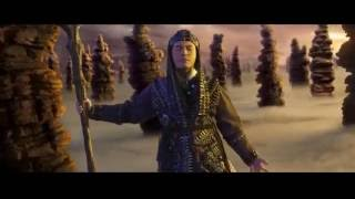 League Of Gods Official Trailer 1 (2016)   New Update